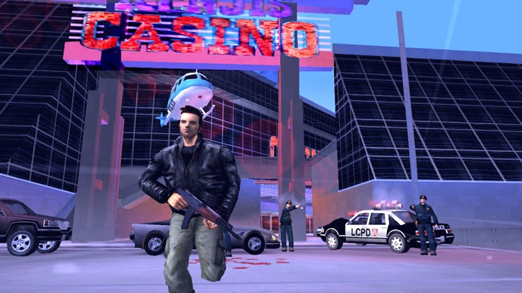 Grand Theft Auto III screenshot-3