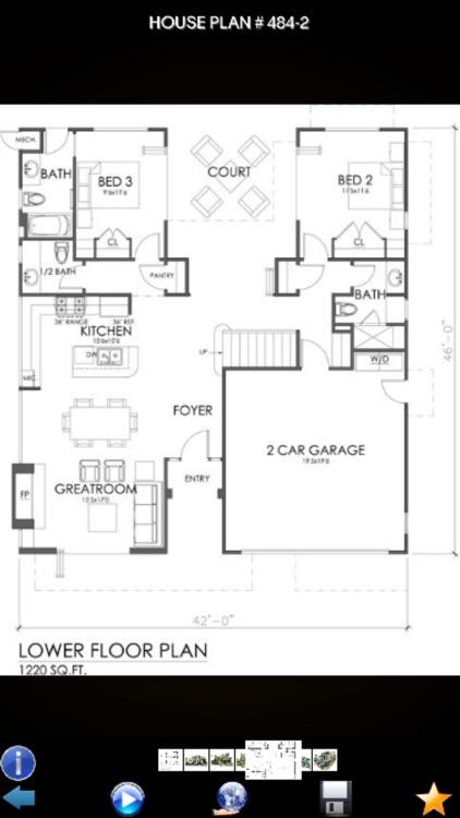 Modern House Plans Info screenshot-4