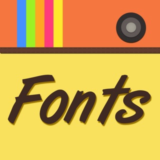 Fonts - for Instagram on the App Store