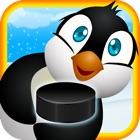 Air Hockey Penguin: Playful Birds on Ice icon