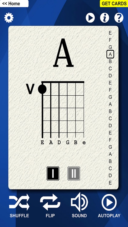 Music Instruments Flash Cards
