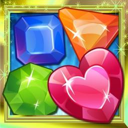 Witchy Jewel Match: Journey Gems