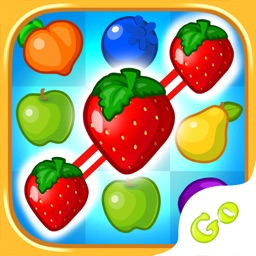 fruit game – juicy match3 adventure