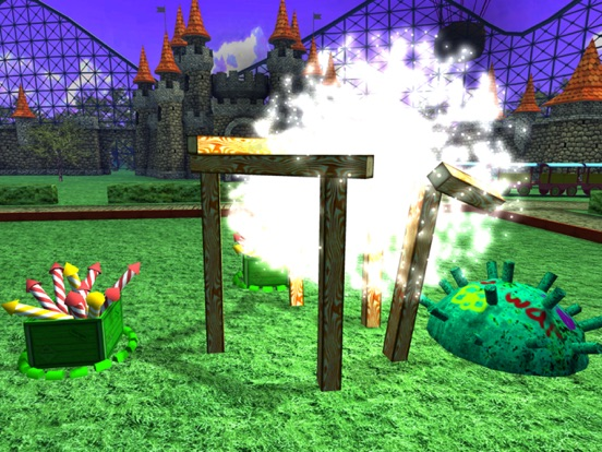 Demolition Master 3D: Holidays-ipad-0