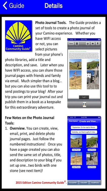 Camino Guide screenshot-4