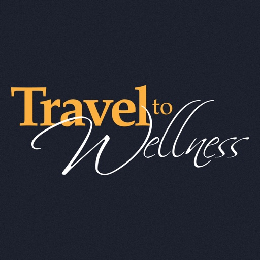 Travel to Wellness icon