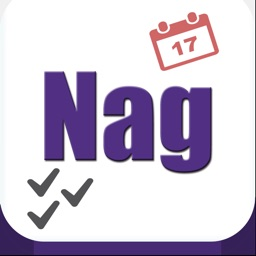 Nag - Repeating Alerts for Events + Tasks