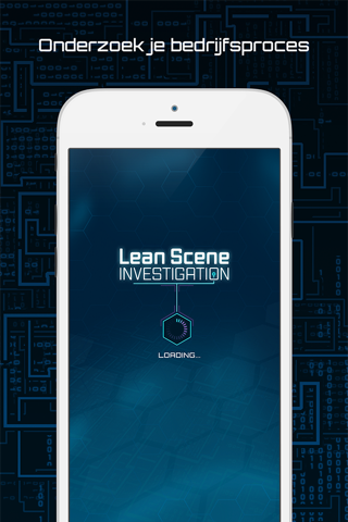 Lean Scene Investigation - náhled