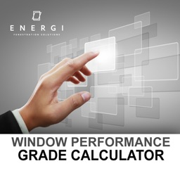 Window Performance Grade Calculator
