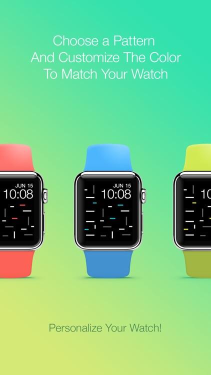 ModFace - Modern watch face backgrounds screenshot-3