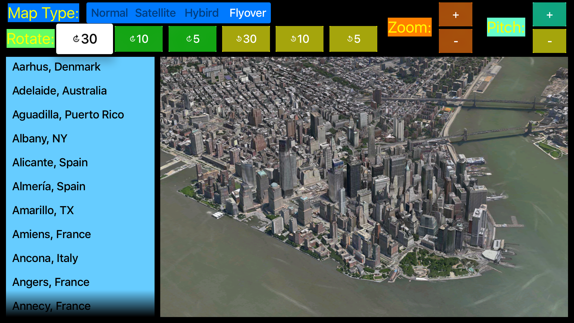 3D Cities and Places Pro screenshot 12