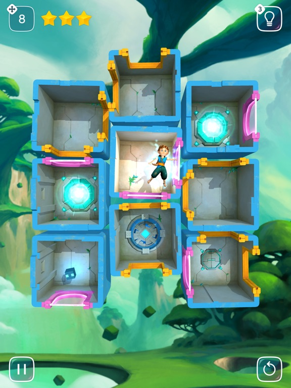 Puzzle Adventure Warp Shift For iOS Hits Lowest Price In A Year