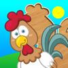 Puzzle inteligentes para ninos aprender a leer - Los ninos pequenos juegos educativos y de aprendizaje de los ninos de preescolar +