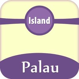 Palau Island Offline Map Tourism Guide