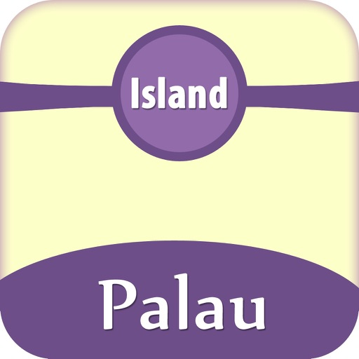 Palau Island Offline Map Tourism Guide