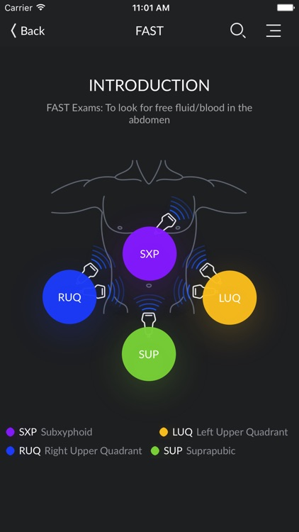 RESUS Ultrasound LITE screenshot-4