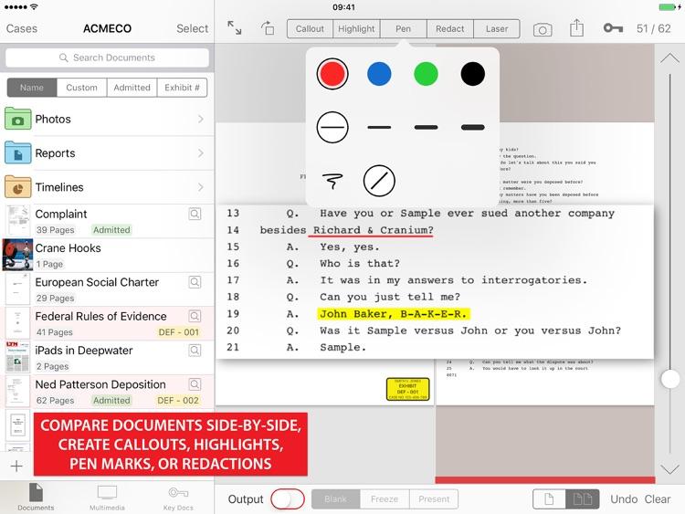 TrialPad - Organize and Present Evidence