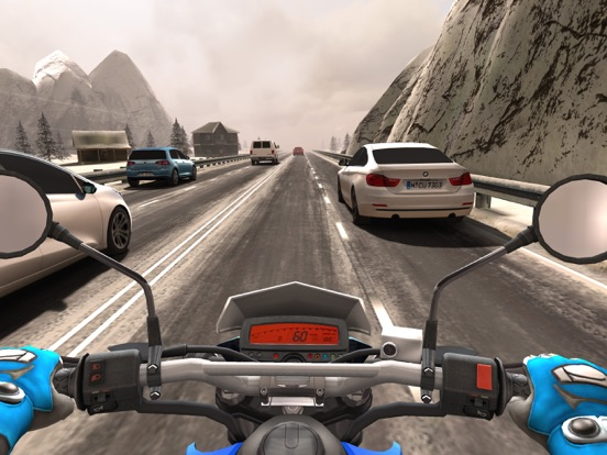 Traffic Rider для iPad