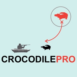 Crocodile Hunting Planner for Croc Hunting & Predator Hunting