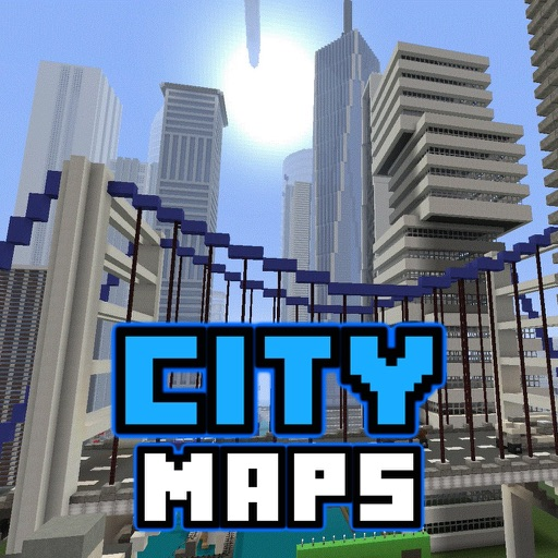 City Maps For Minecraft Pe on