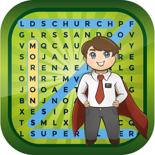 LDS Scripture Word Search and More iOS App