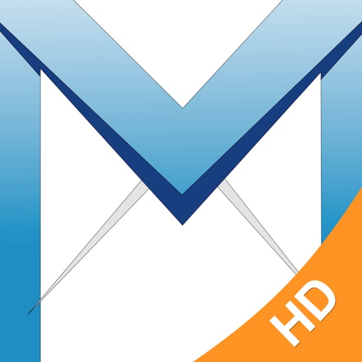 iMailG HD for Gmail with Touch ID and passcode protected privacy