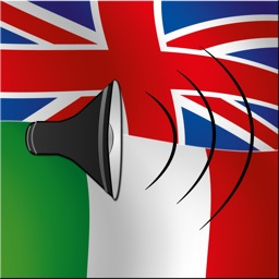 English / Italian Talking Phrasebook Translator Dictionary - Multiphrasebook