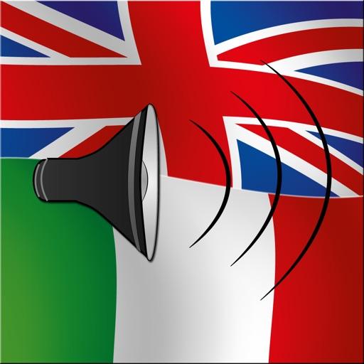 English / Italian Talking Phrasebook Translator Dictionary - Multiphrasebook