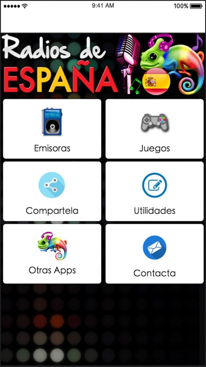 Emisoras de Radio en España