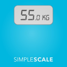 Simple Scale - Simplest Way to Track Your Weight