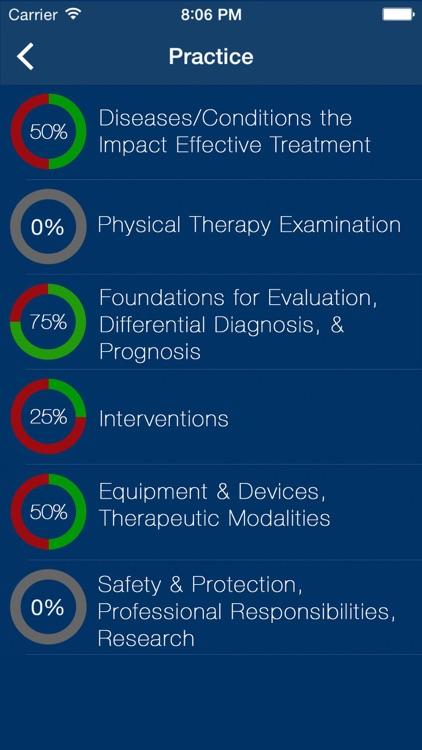 NPTE PT PTA Practice Exam prep