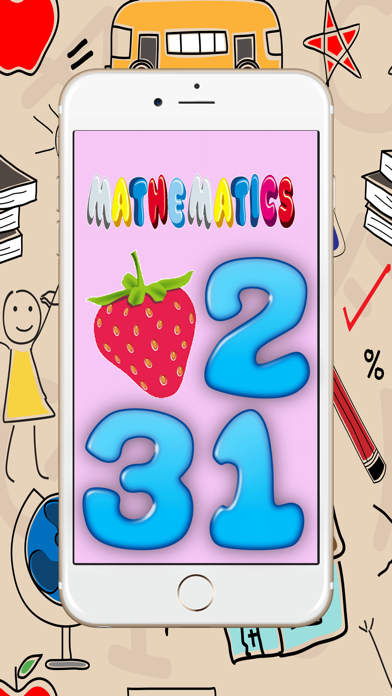 123 Mathematics : Learn numbers shapes and relation early