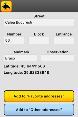 LUX TAXI Client screenshot 4
