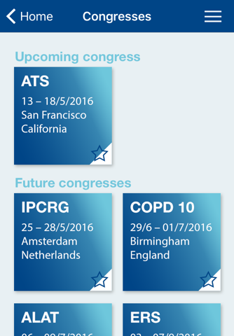 COPD Congress - náhled