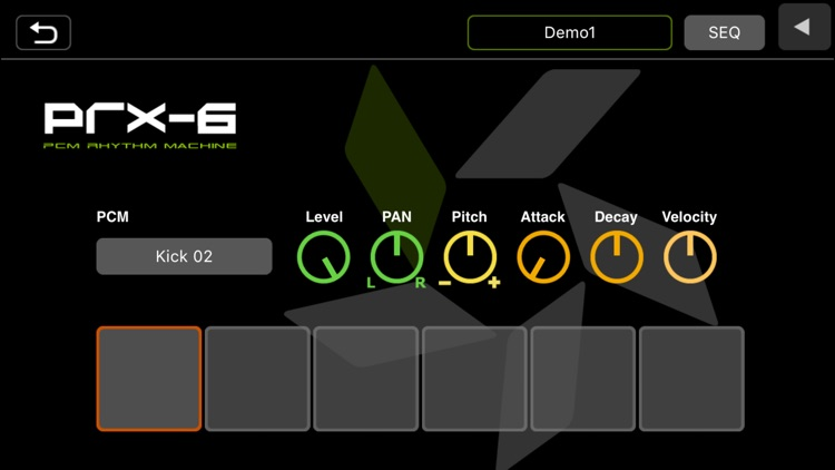 XENON Synthesizer screenshot-3
