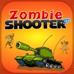 Zombie Shooter 2d Elimina A Todos Los Zombies En La Diversion Del