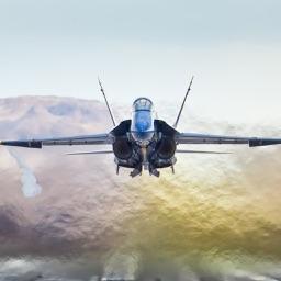反击-飞行与战斗-飞行模拟器