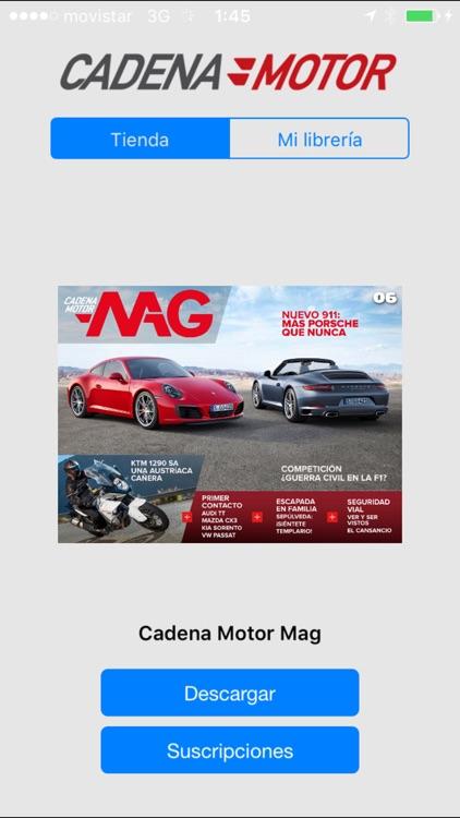 Cadena Motor Magazine