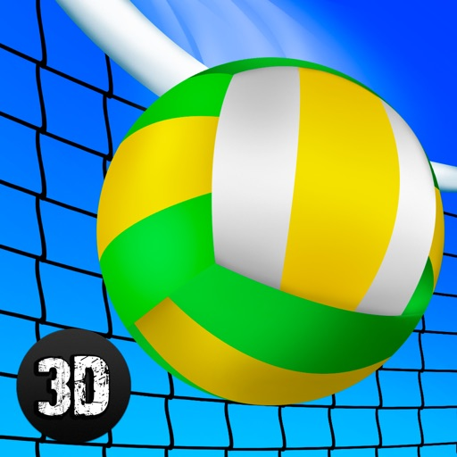 Girls Beach Volleyball Championship 3D Full