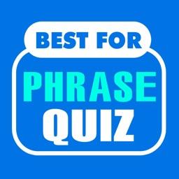 Best for Phrase Quiz
