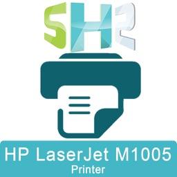 Showhow2 for HP LaserJet M1005