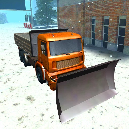 3D Snow Plow Racing- Extreme Off-Road Winter Race Simulator Free Version