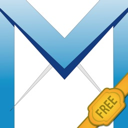 iMailG HD Free for Gmail with fingerprint & passcode protected privacy