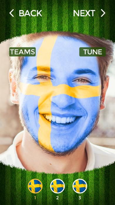 Flag Face - world 2018 på PC