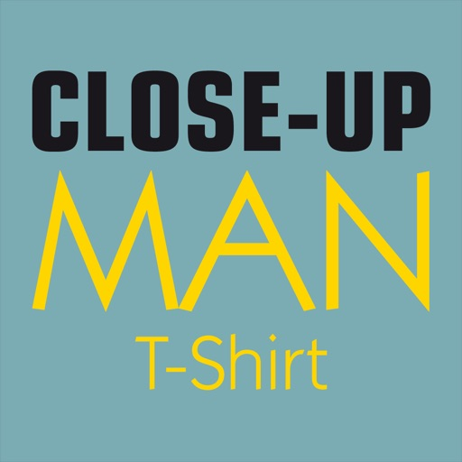 Close-Up Man T-Shirt