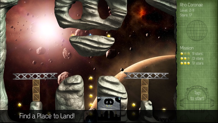 Lander Hero: Space Exploration with Lunar Lander screenshot-4