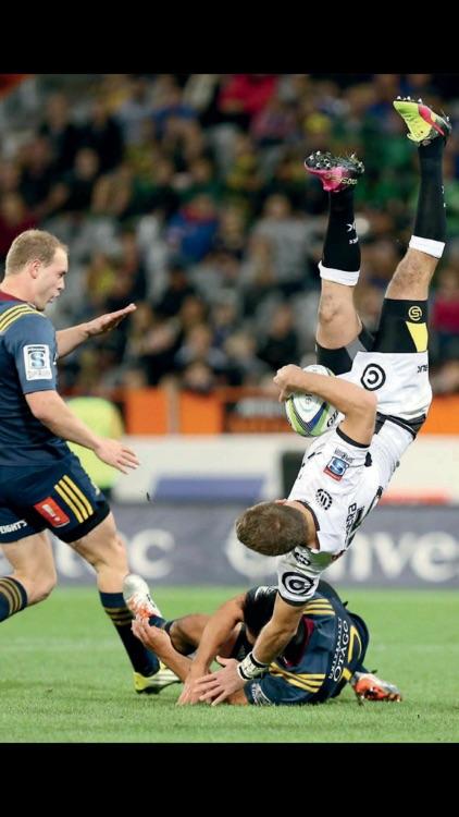 NZ Rugby World Magazine