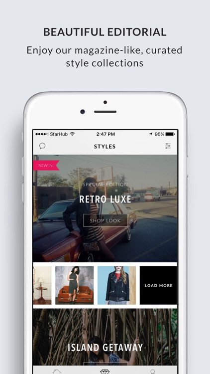 FASHORY - Amazing brands & personalised shopping in one app.