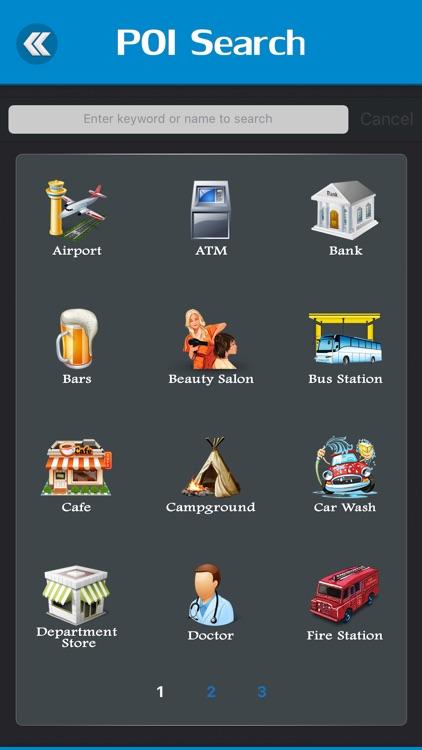 Washington City Guide screenshot-3