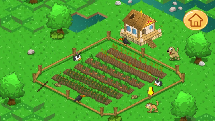 princess farm games